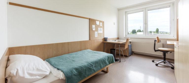 Einzelzimmer   Campus Brigittenau 1200 Wien